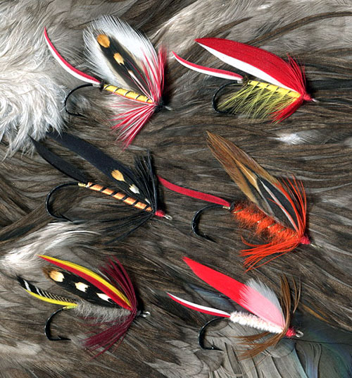As The Orvis Tying Business Developed And Expanded There Were Eventually 434 Fly Patterns Offered Flies Divided Into Roughly Four