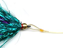 Head and tippet loop