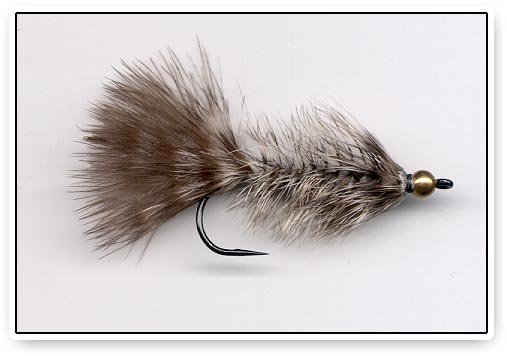 Gray Woolly Bugger