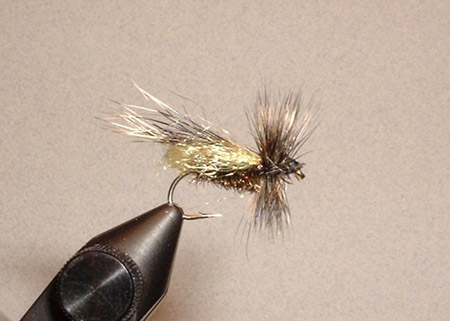 Poly Chuck Caddis