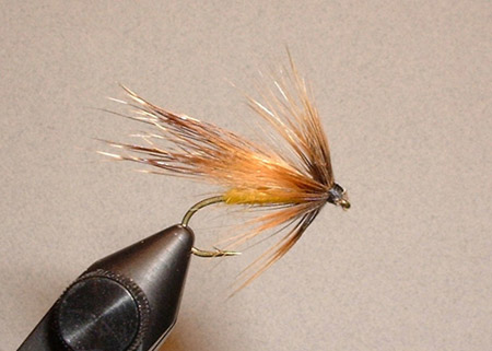 Little Llama Soft Hackle
