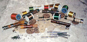 Rod Building Components