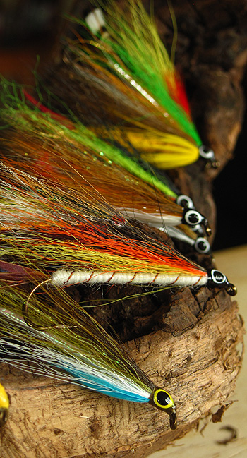 Gierach Little Brown Trout  Streamer size #4