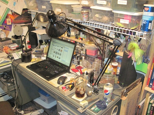Everyday Fly Tying Tips Global Flyfisher I Am As