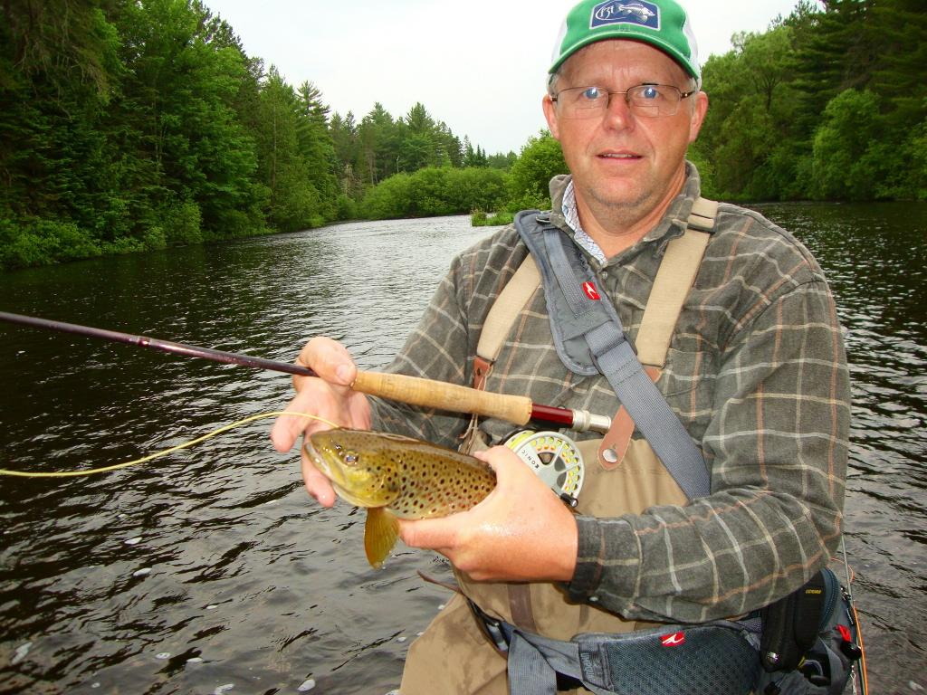 Fly fishing n w wisconsi global flyfisher for Fly fishing wisconsin