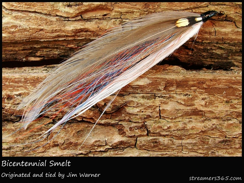 #180 Bicentennial Smelt - Jim Warner