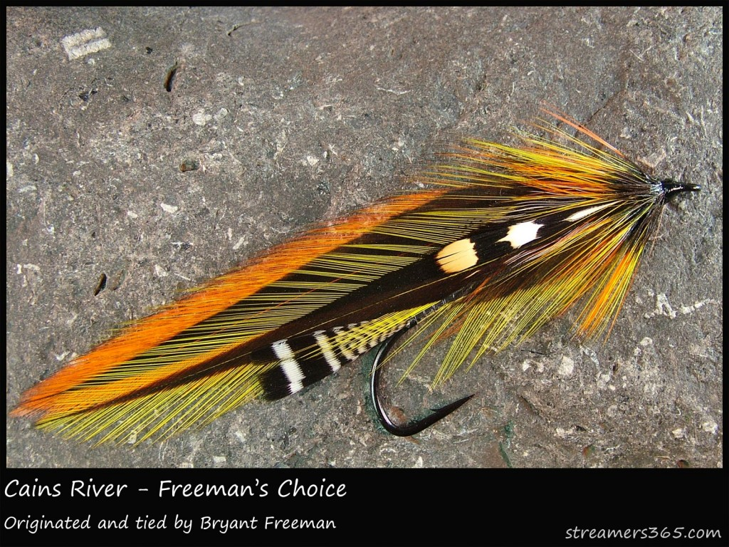 #238 - Cains River Freeman's Choice - Bryant Freeman