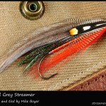 #259 Red and Grey Streamer - Mike Boyer