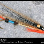 #53-2013 - Kennebago Bucktail by Robert Frandsen