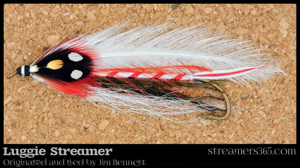 Luggie Streamer - Jim Bennett