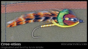 Cree-ation - Kevin Kirkelie
