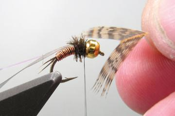 No Fray Winging MaterialGreat for Hoppers Caddis Salmon Flies etcFly Tyi