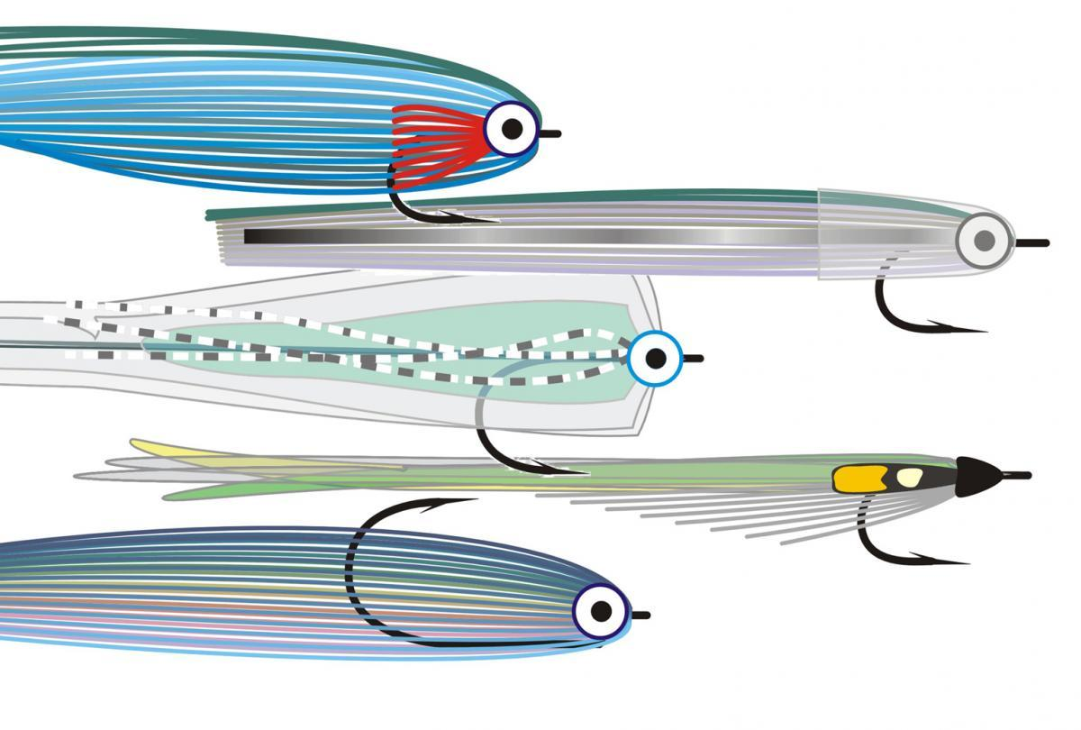 STS Tarpon Stinger Saltwater Partridge Hooks