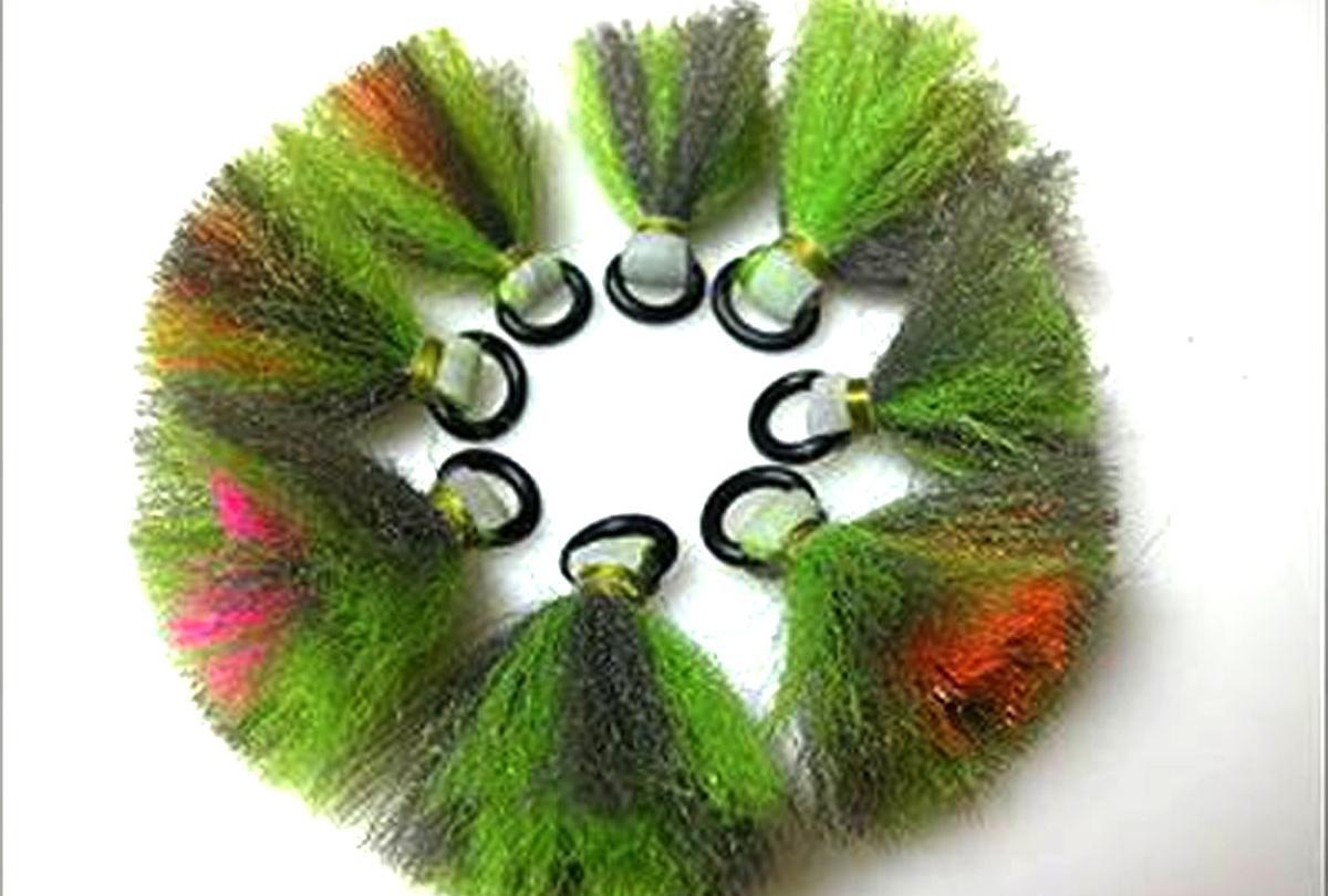 All Colors /& Sizes McFlyFoam PolyPro McFlylon Fly Tying Materials