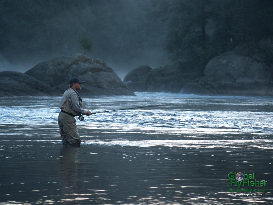 Fishing for atlantic salmon global flyfisher for Fly fishing for salmon